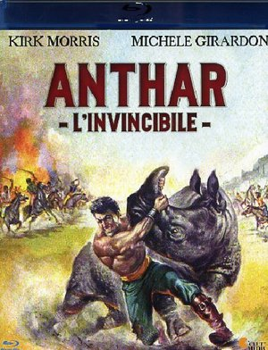 ANTHAR L'INVINCIBILE (BLU-RAY)