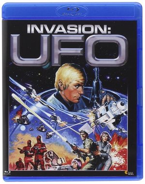 UFO - INVASION UFO (BLU-RAY)