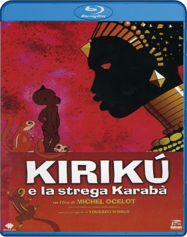KIRIKU' E LA STREGA KARABA' (BLU-RAY)