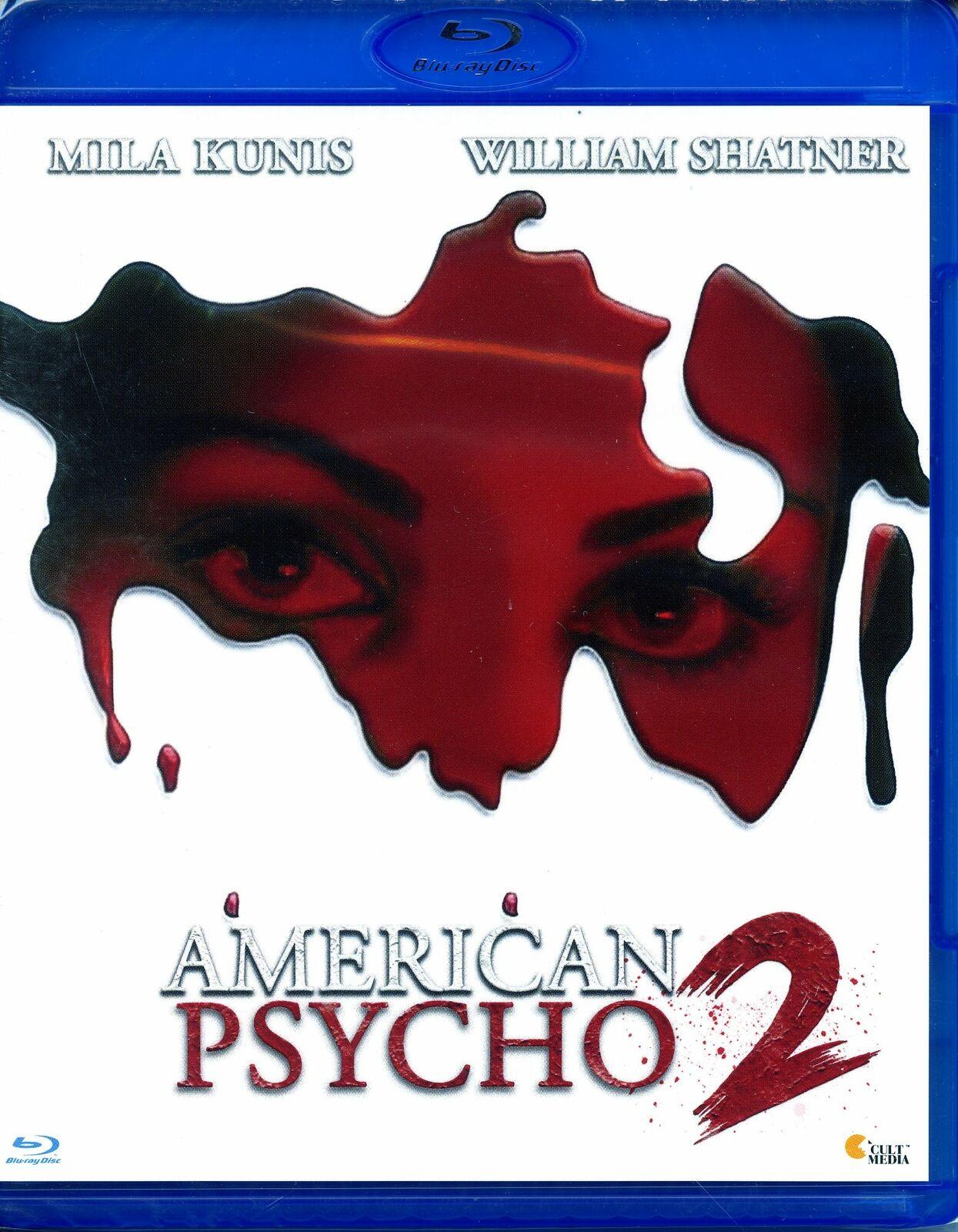 AMERICAN PSYCHO 2 (BLU RAY)