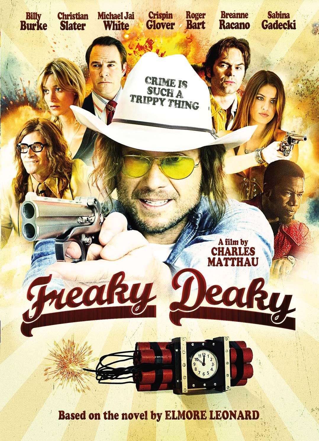 FREAKY DEAKY - BLU RAY