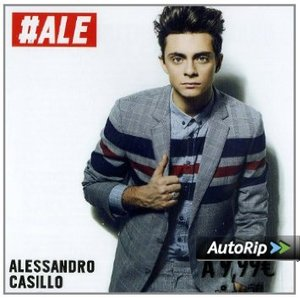 ALESSANDRO CASILLO - #ALE (CD)