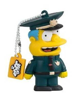 USB - CHIEF WIGGUM - FLASH DRIVE 8GB