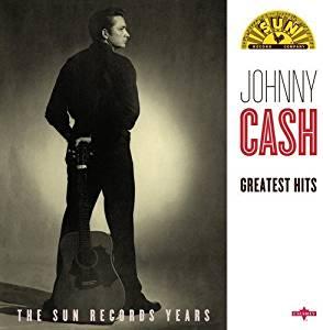 JOHNNY CASH - GREATEST HITS (LP)