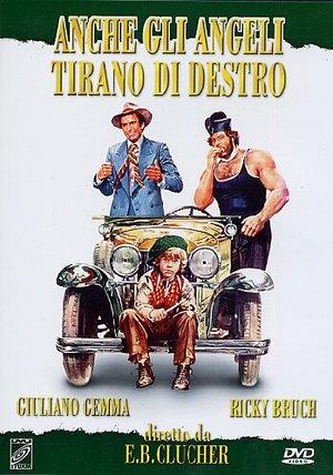 ANCHE GLI ANGELI TIRANO DI DESTRO (DVD)