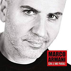 MARCO ARMANI - CON LE MIE PAROLE (CD)