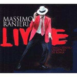 MASSIMO RANIERI - LIVE DALLO STADIO OLIMPICO DI ROMA -3CD (CD)