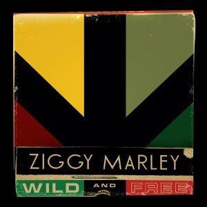 ZIGGY MARLEY - WILD AND FREE (CD)