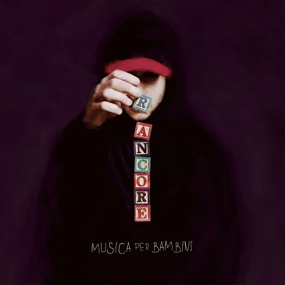 RANCORE - MUSICA PER BAMBINI (RED VINYL + POSTER + 2 STICKER) (L