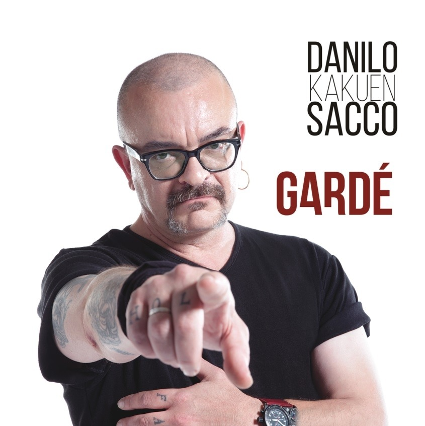 DANILO SACCO - GARDE' (CD)