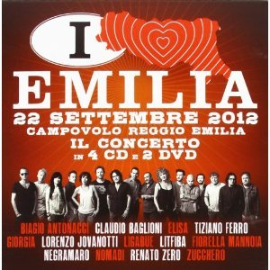 ITALIA LOVES EMILIA. IL CONCERTO -4CD+2DVD (CD)