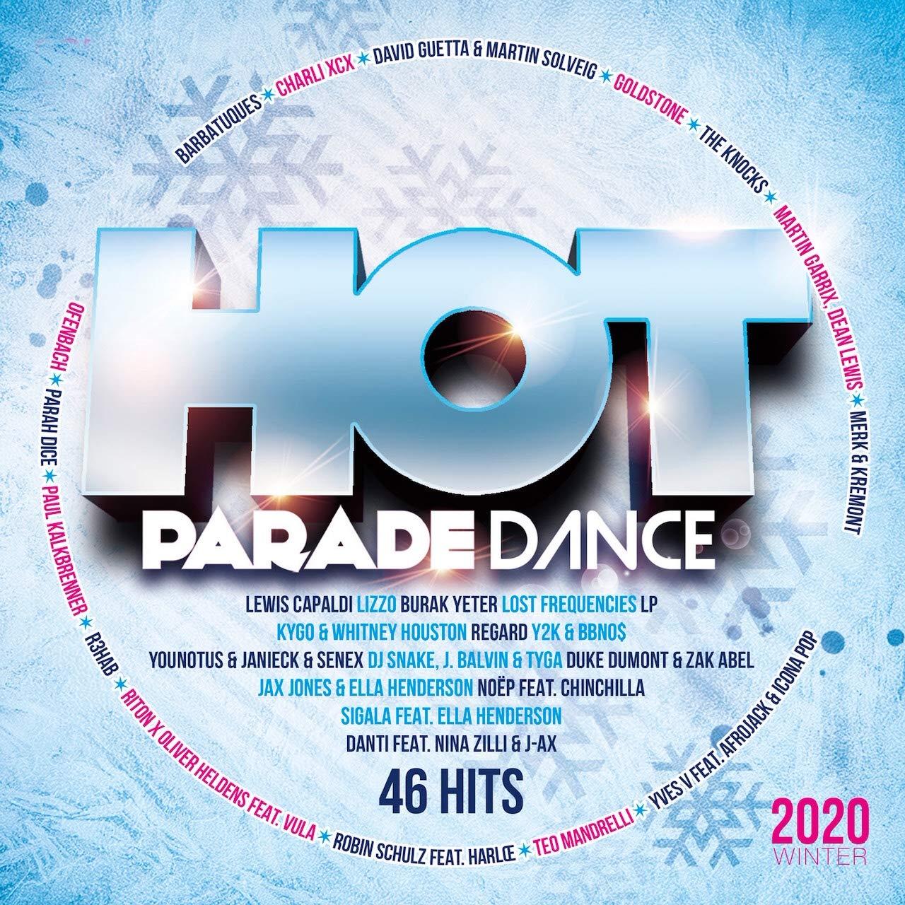HOT PARADE DANCE WINTER 2020 (2CD) (CD)