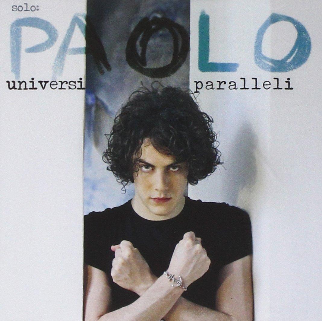 PAOLO MACAGNINO - UNIVERSI PARALLELI (CD)