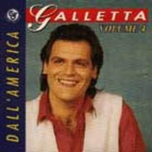 NATALE GALLETTA - DALL'AMERICA GALLETTA VOL.4 (CD)
