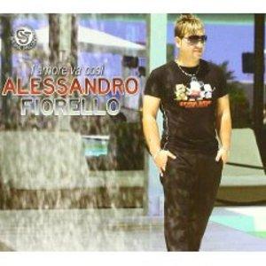 ALESSANDRO FIORELLO - L'AMORE VA COSI' (CD)