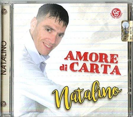 NATALINO - AMORE DI CARTA (CD)