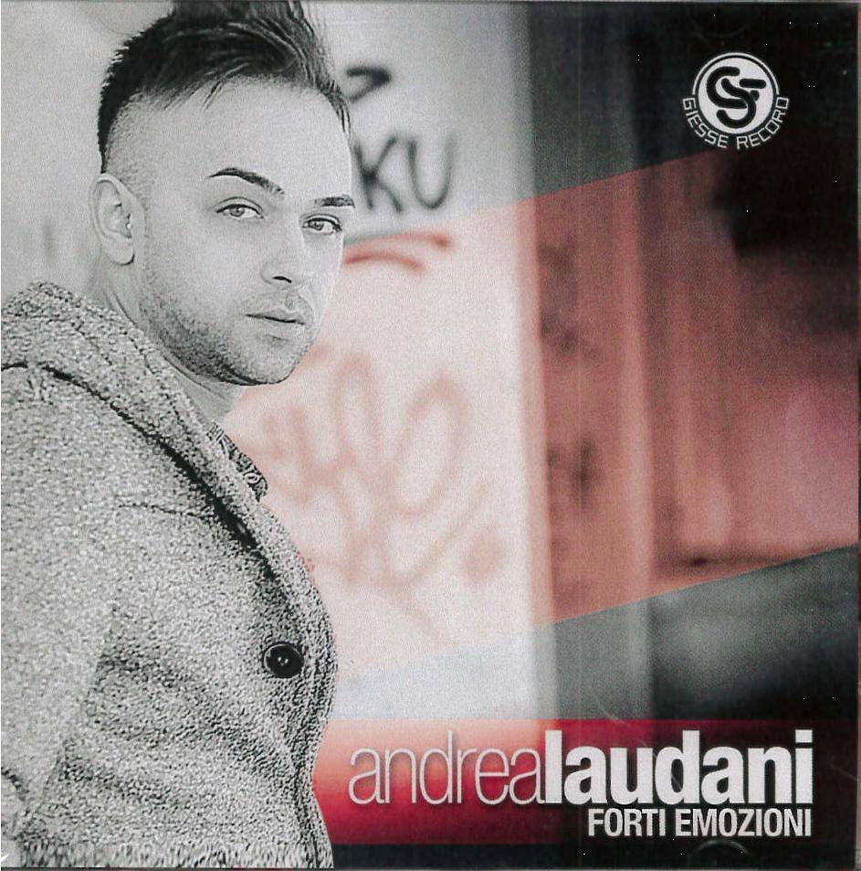 ANDREA LAUDANI - FORTI EMOZIONI (CD)