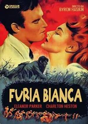 FURIA BIANCA (DVD)