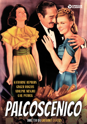 PALCOSCENICO (ES. IVA) (DVD)