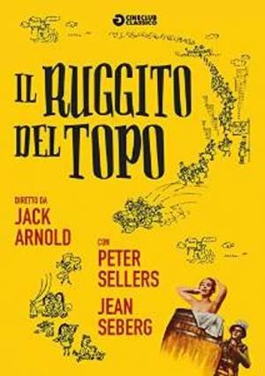 IL RUGGITO DEL TOPO (DVD)