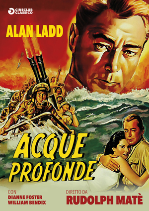ACQUE PROFONDE (DVD)