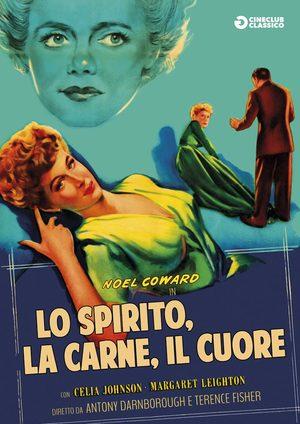 LO SPIRITO, LA CARNE, IL CUORE (DVD)