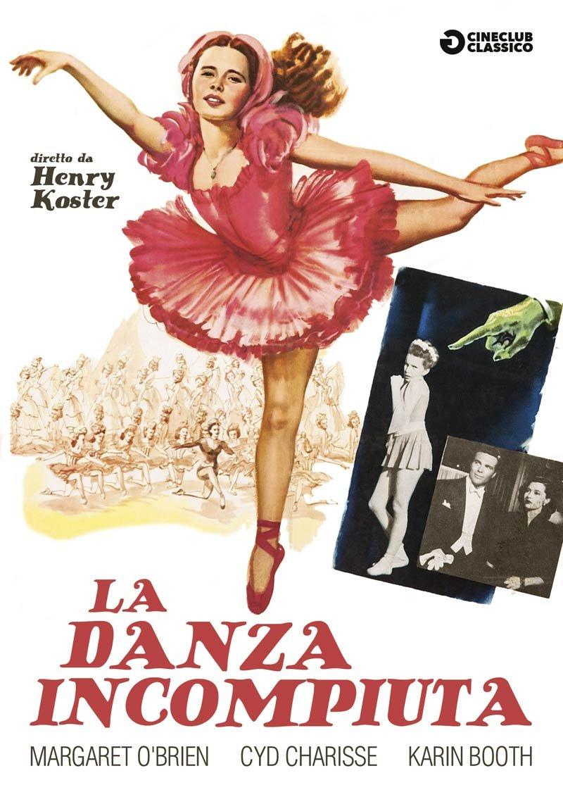 LA DANZA INCOMPIUTA (DVD)