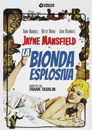LA BIONDA ESPLOSIVA (DVD)