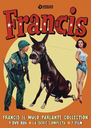 COF.FRANCIS IL MULO PARLANTE COLLECTION (4 DVD) (DVD)