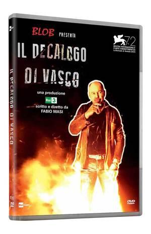 VASCO ROSSI - IL DECALOGO DI VASCO (DVD)