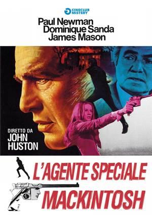 L'AGENTE SPECIALE MACKINTOSH (DVD)