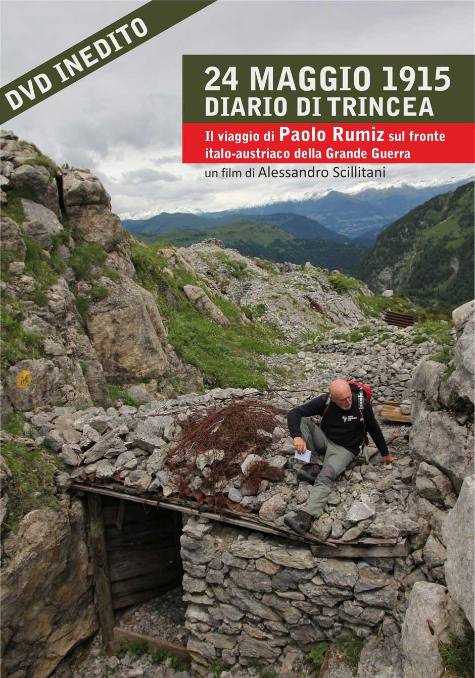 24 MAGGIO 1915 - DIARIO DI TRINCEA (DVD)