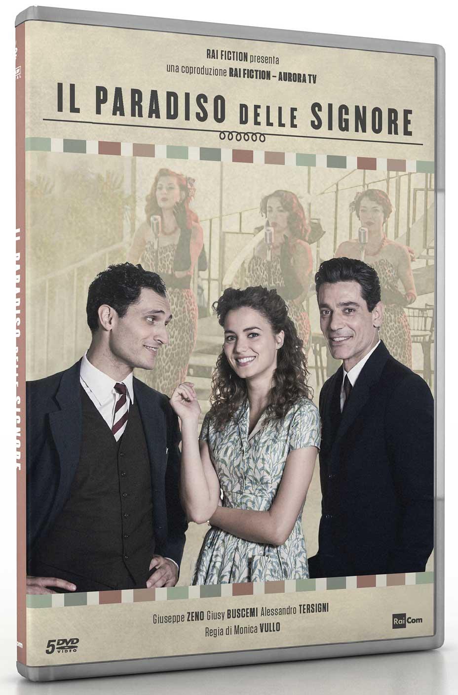 COF.IL PARADISO DELLE SIGNORE (DVD)