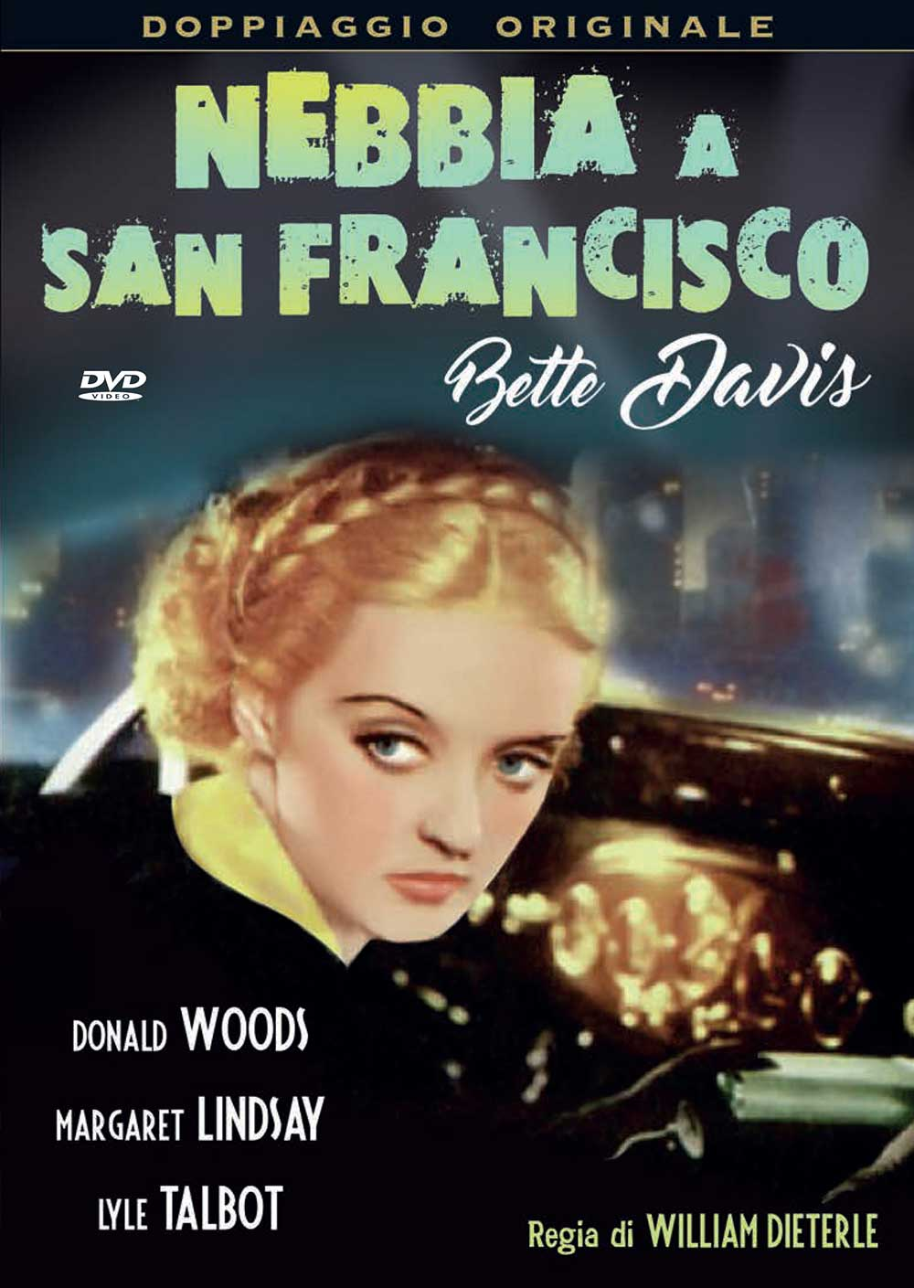 NEBBIA A SAN FRANCISCO - RMX (DVD)