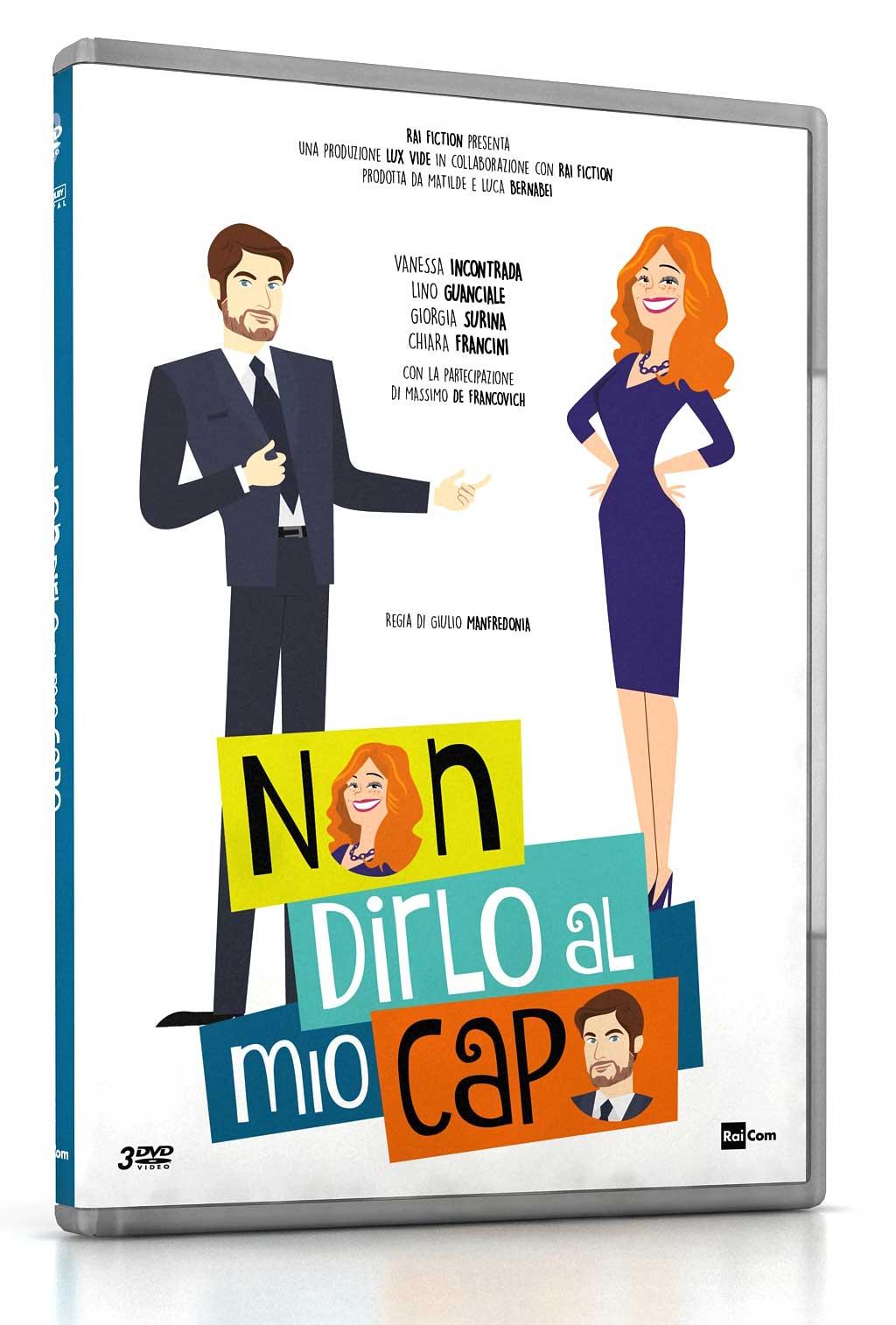 COF.NON DIRLO AL MIO CAPO (3 DVD) (DVD)