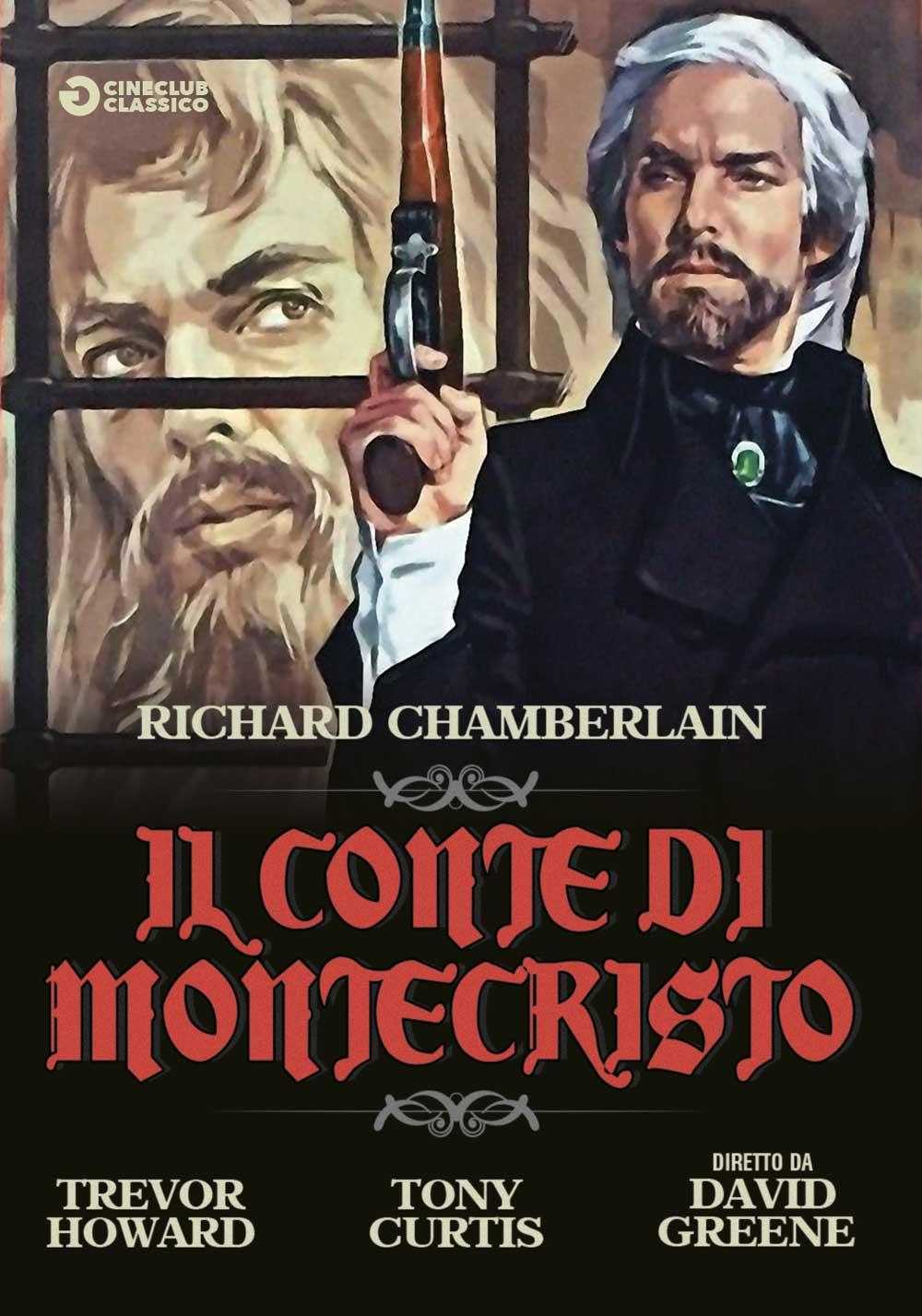 IL CONTE DI MONTECRISTO - 1975 (DVD)