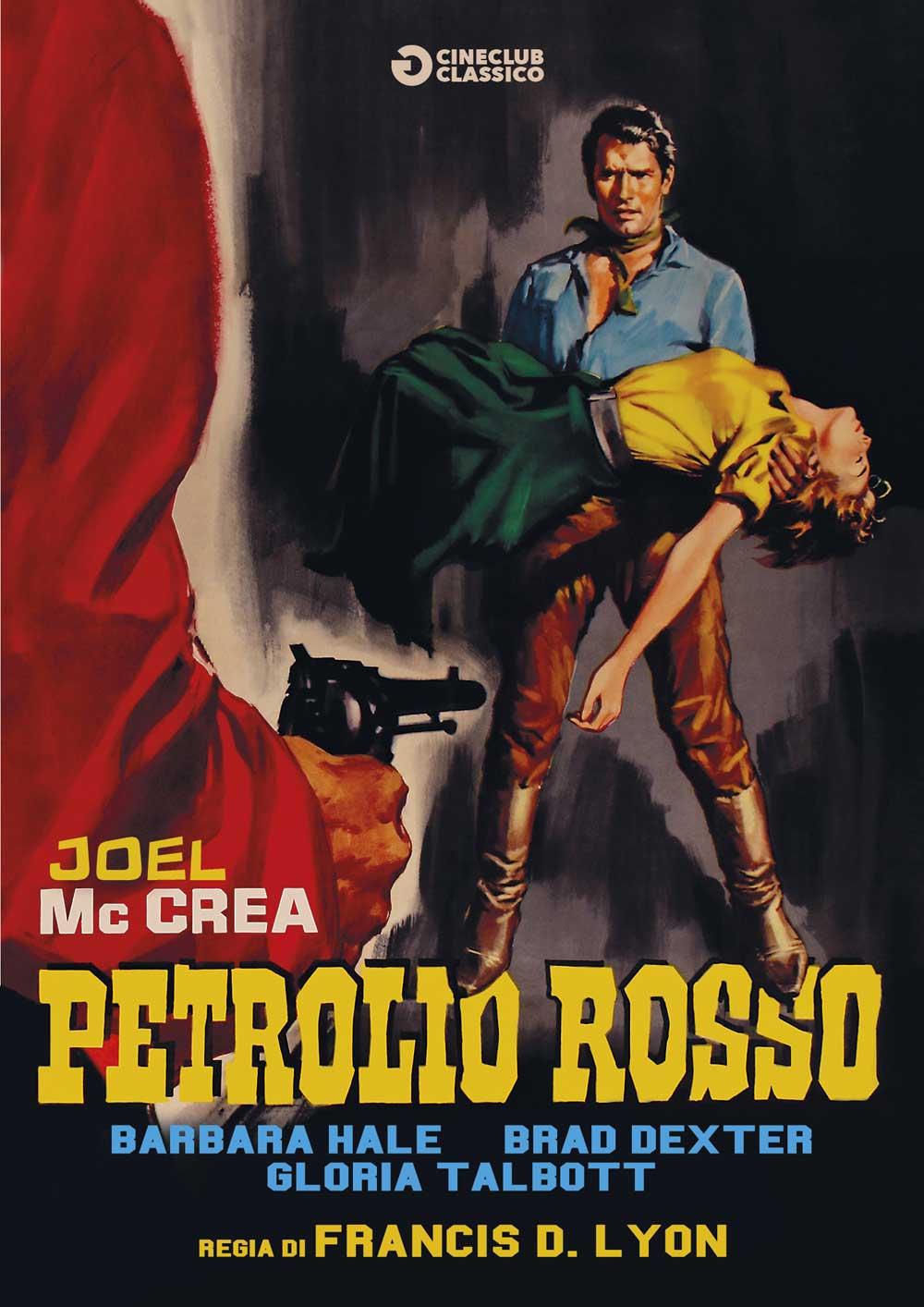 PETROLIO ROSSO (DVD)