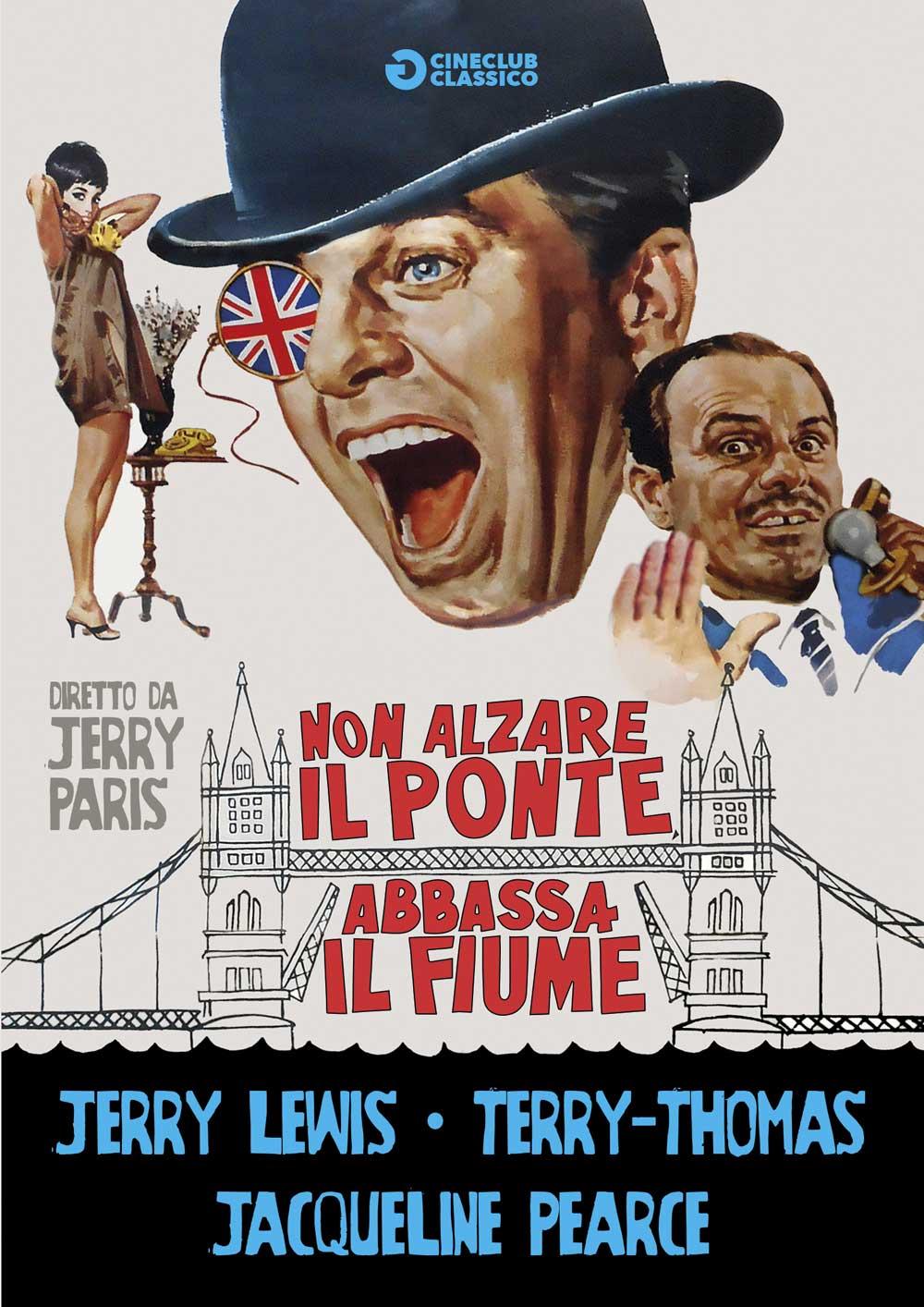 NON ALZARE IL PONTE ABBASSA IL FIUME (DVD)