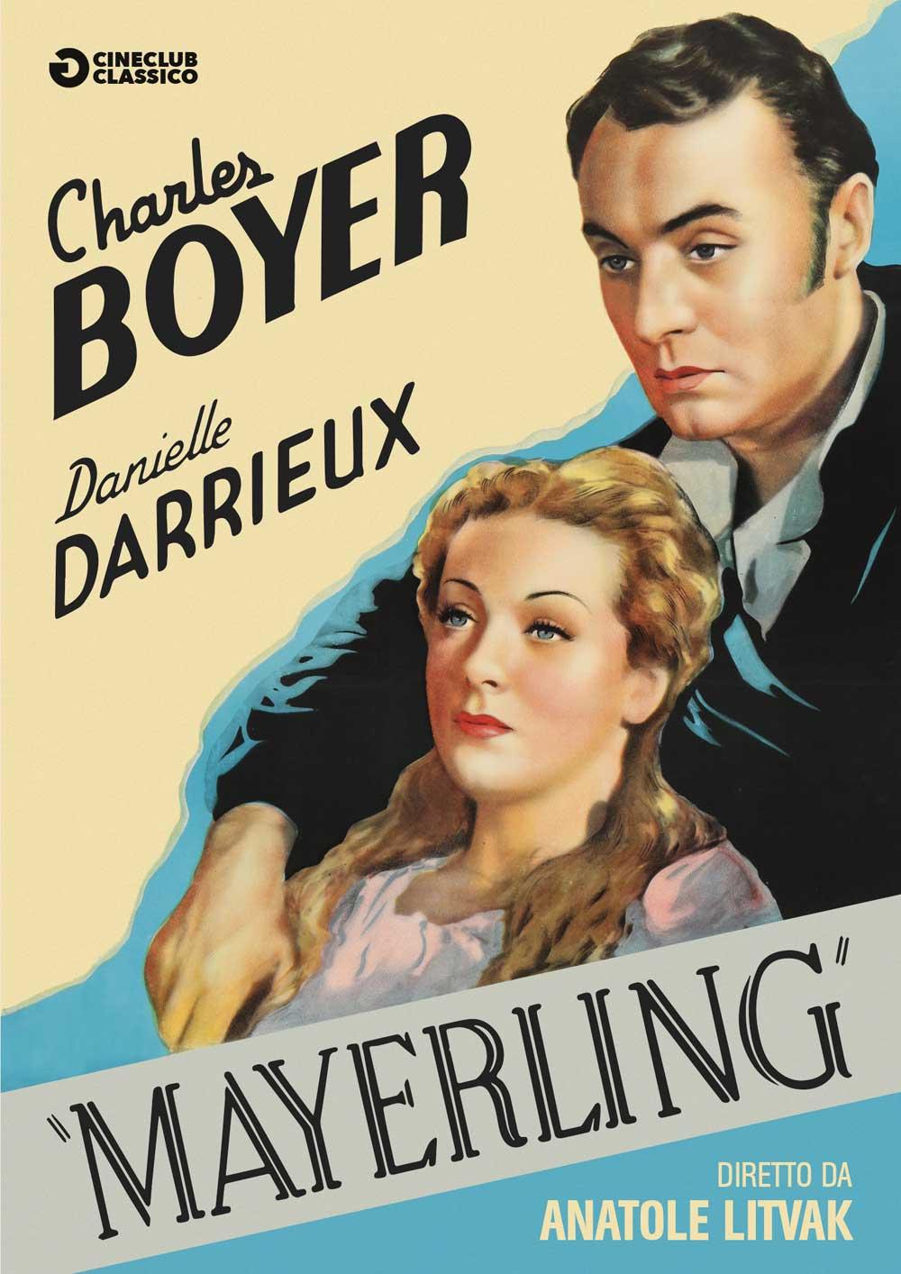 MAYERLING - 1936 (DVD)