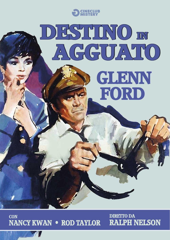 DESTINO IN AGGUATO (DVD)