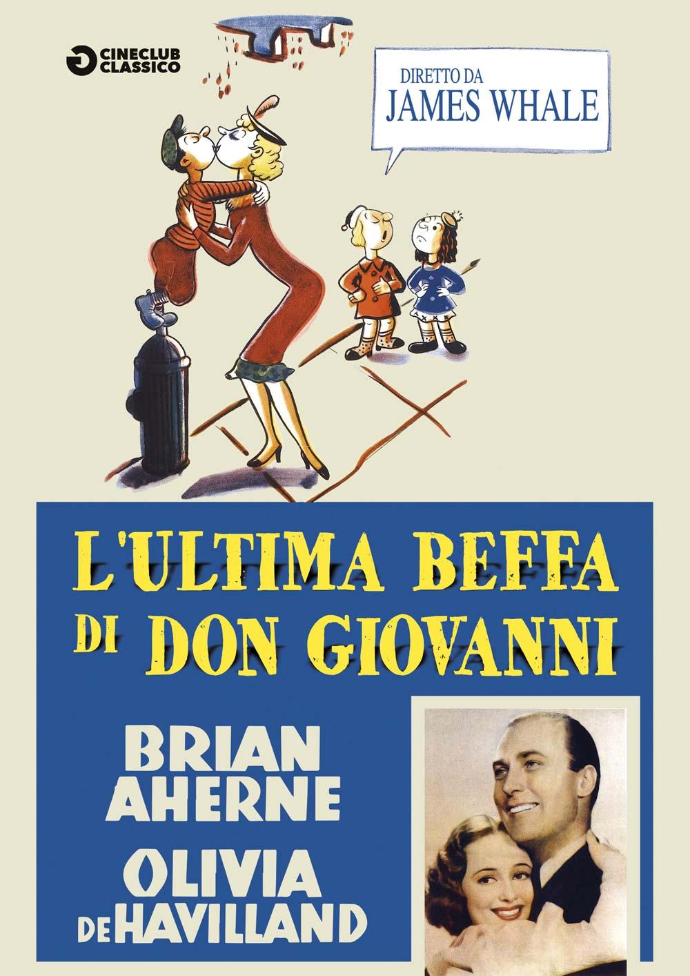 L'ULTIMA BEFFA DI DON GIOVANNI (DVD)