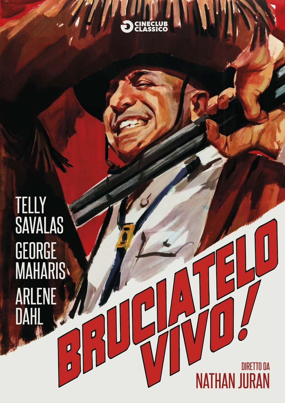 BRUCIATELO VIVO (DVD)