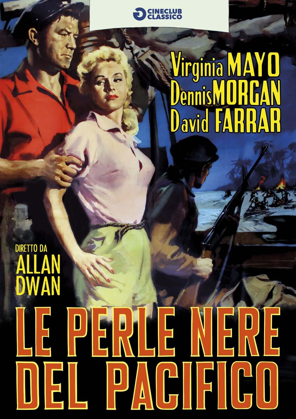 LE PERLE NERE DEL PACIFICO (DVD)