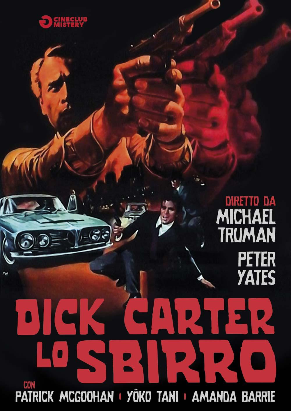 DICK CARTER LO SBIRRO (DVD)