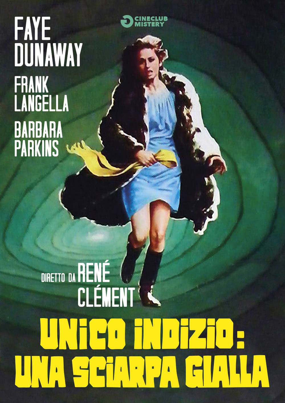 UNICO INDIZIO: UNA SCIARPA GIALLA (DVD)