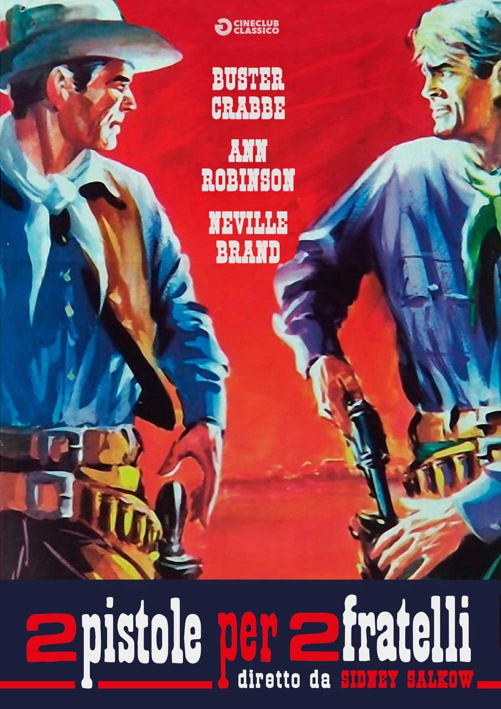 2 PISTOLE PER 2 FRATELLI (DVD)