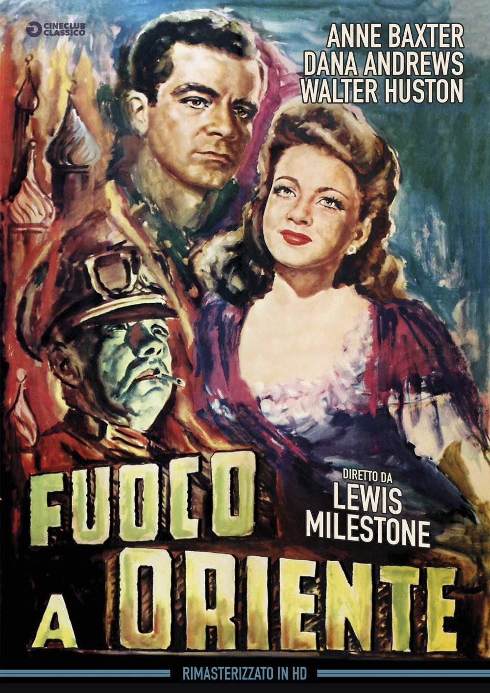 FUOCO A ORIENTE (2DVD) - 1943 (DVD)