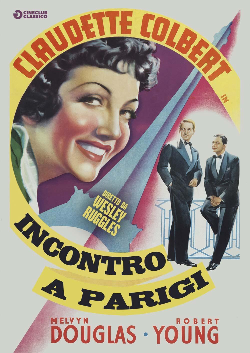 INCONTRO A PARIGI (DVD)