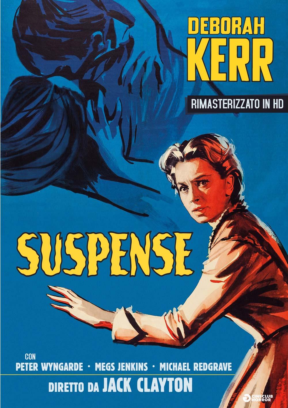 SUSPENSE (RIMASTERIZZATO IN HD) (DVD)