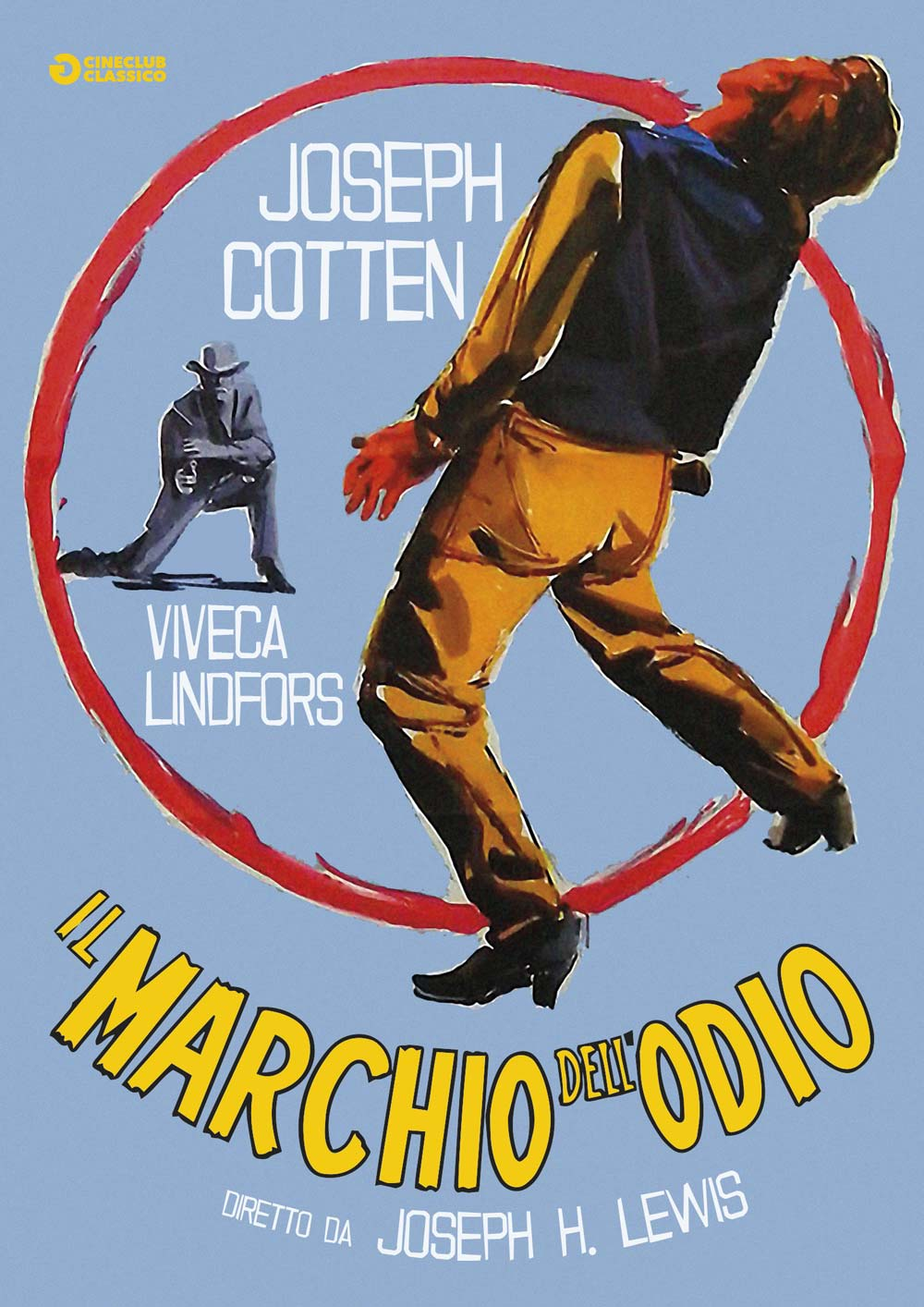 IL MARCHIO DELL'ODIO (DVD)